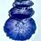 Thumbnail: Resin thermal coasters, variations, set of 4