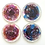 Thumbnail: Large resin coasters, set of 2