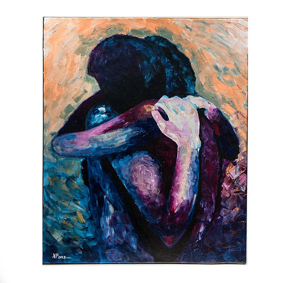 She Is Here 20*24in