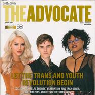 Advocate 50th Anniversary Cover