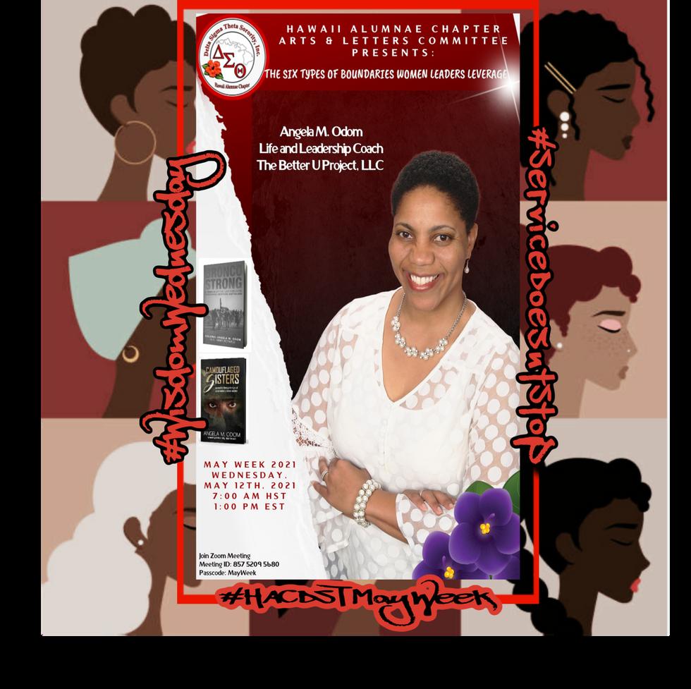 The Six Types of Boundaries Women Leaders Leverage