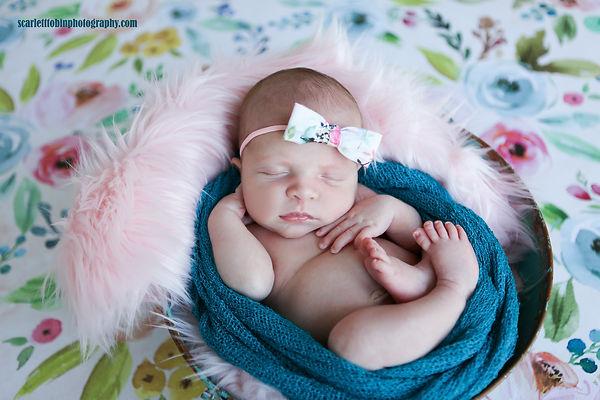 Precious Newborn Photo