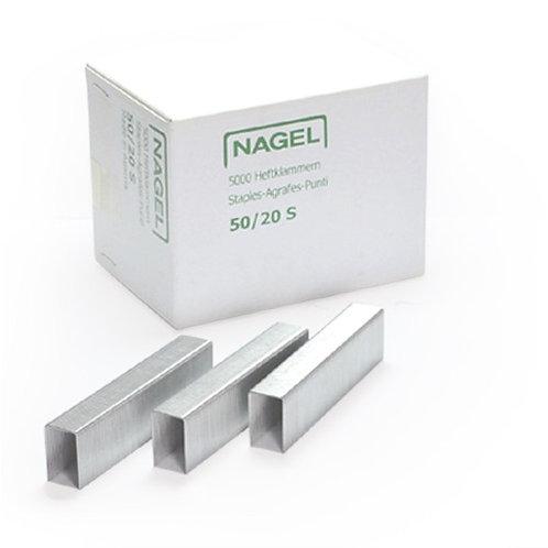 Agrafes NAGEL 50/20 S