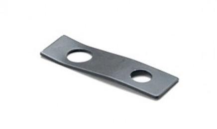 Plaque (ressort) de fixation des pinces de sortie