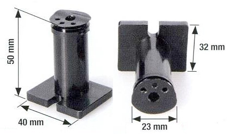 Support de ventouses - Roland - Mabeg