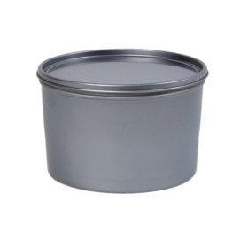 Boîte d'encre vide avec couvercle