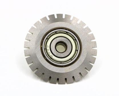 Molette de perforation 26 dents - GTO/MO/SM - 03.731.126F/01