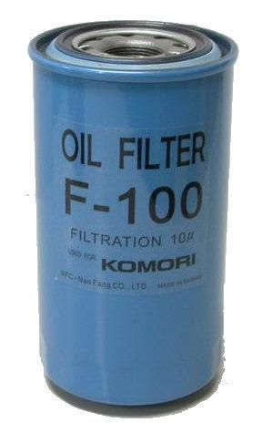 Filtre à huile - F-100 - Grand modèle