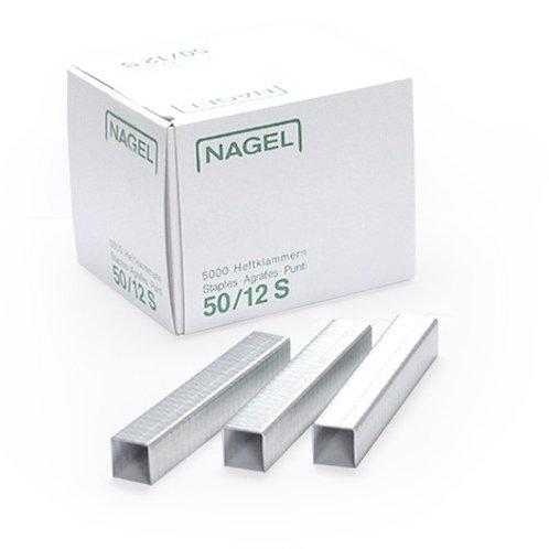 Agrafes NAGEL 50/12 S