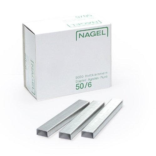 Agrafes NAGEL 50/6