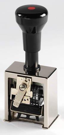 Composteur manuel - 7 molettes