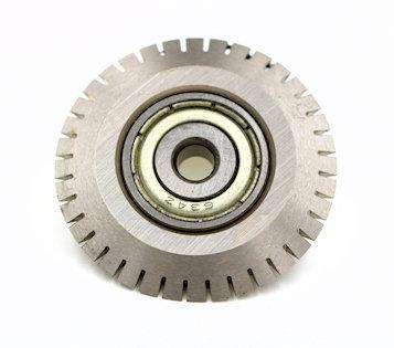 Molette de perforation 36 dents - GTO/MO/SPEED