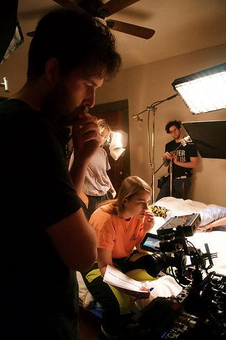 Directing _Psycho Baby_ - Charlotte Kenn