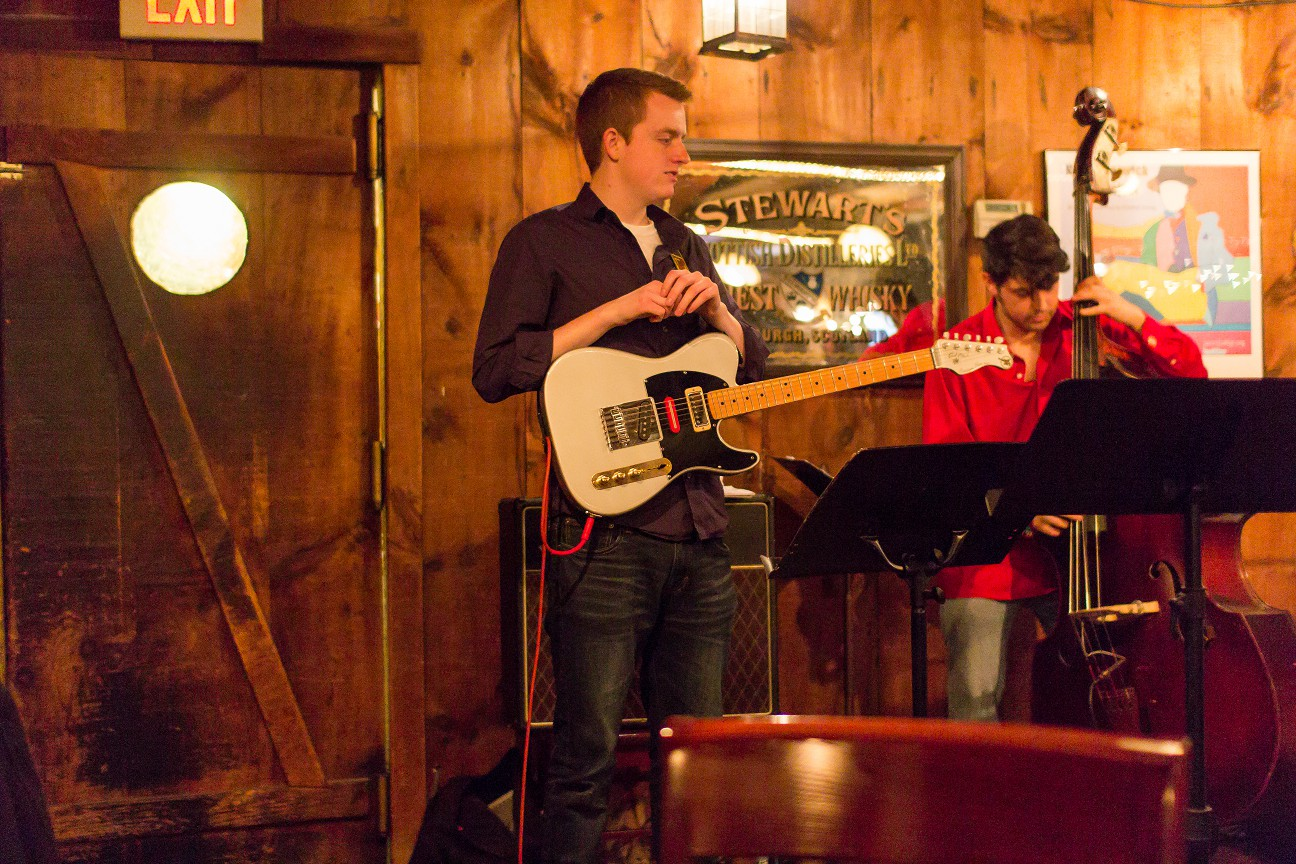 Tucker Flythe Group at Tumulty's Pub