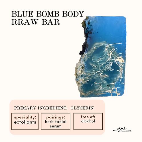 Blue Bomb Raw Bar