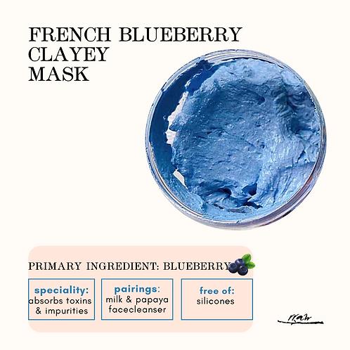 French Blueberry Clayey
