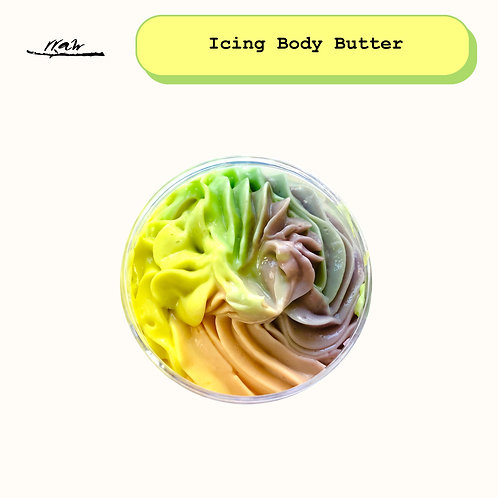 Icing Body Butter