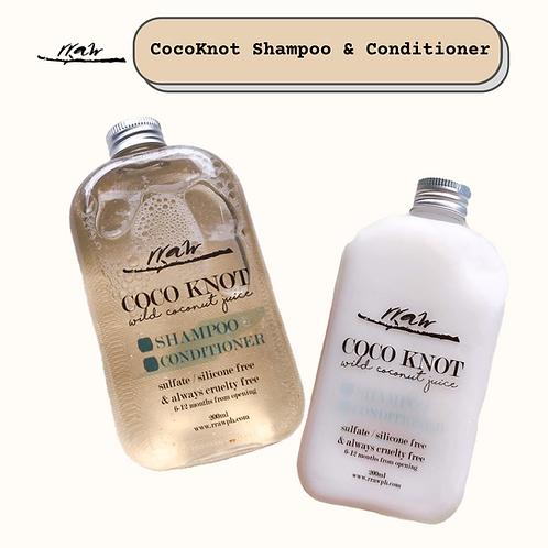 Coco Knot Duo Shampoo & Conditioner