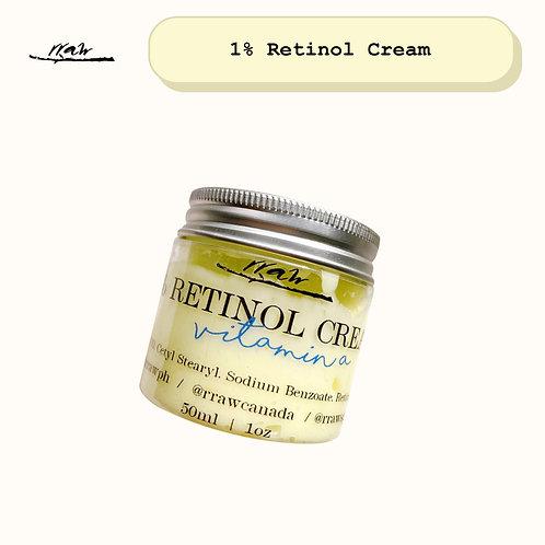 1% Retinol Cream