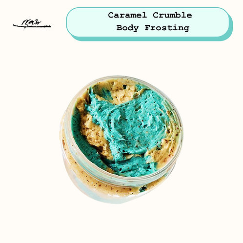 Caramel Crumble Body Frosting