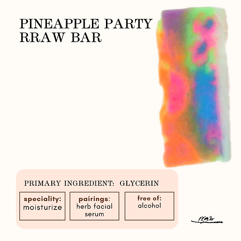 Pineapple Party Raw Bar
