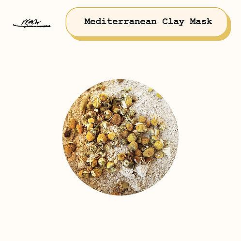 Mediterranean Clay Mask