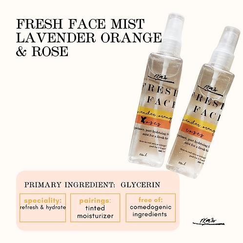 Fresh Face Mist
