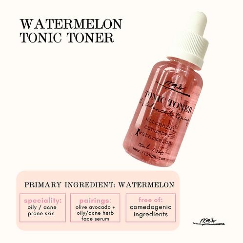 Watermelon Tonic Toner