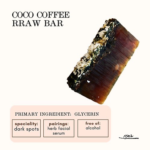 Coco Coffee Raw Bar