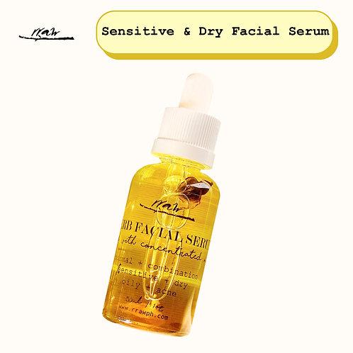 Sensitive / Dry Herb Facial Serum