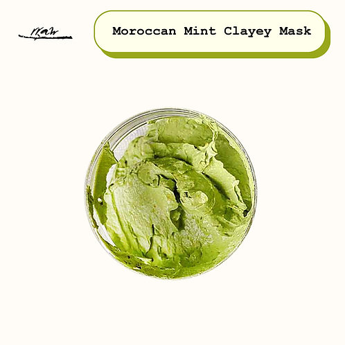 Moroccan Mint Clayey