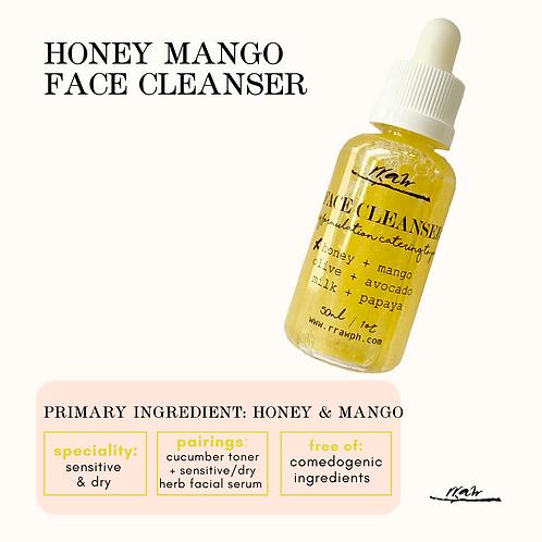 Honey Mango Face Cleanser