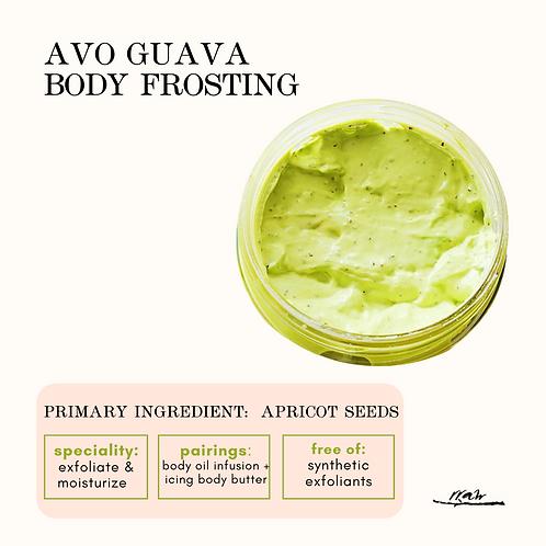 Avo Guava Body Frosting