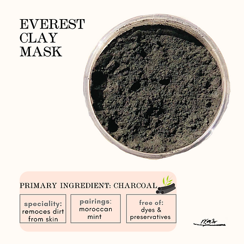 Everest Clay Mask
