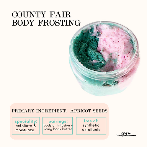 County Fair Body Frosting
