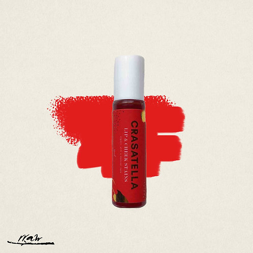 Crassatella Lip & Cheek Stain