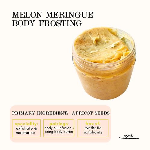 Melon Meringue Frosting