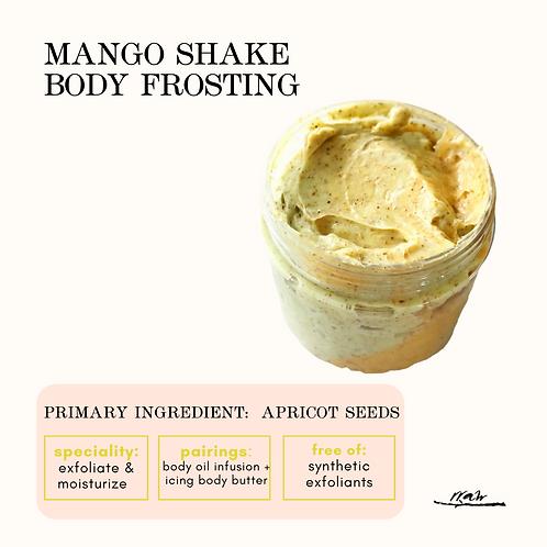 Mango Shake Body Frosting