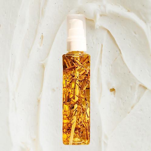 Lemongrass Ginger Infused Body Oil