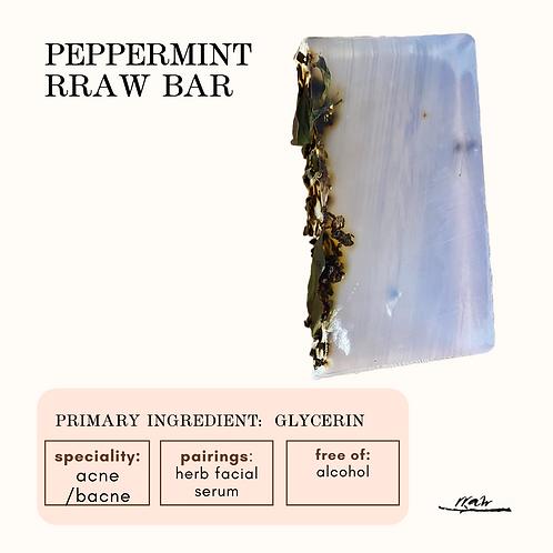 Peppermint Raw Bar
