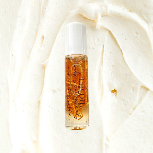 Calendula Lip Oil