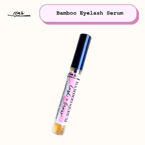 Bamboo Eyelash Serum