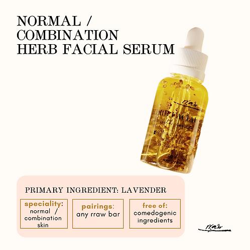 Normal / Combination Herb Facial Serum