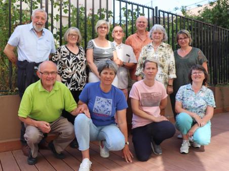 Le nouveau comité du CFATDT