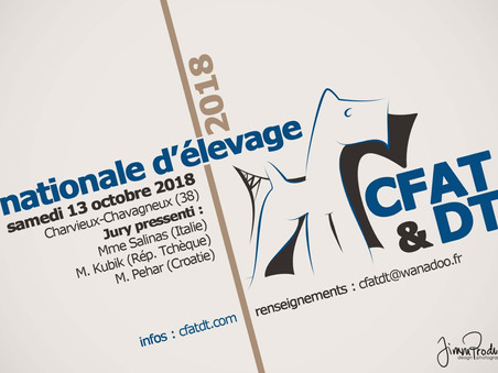 Nationale d'Elevage 2018