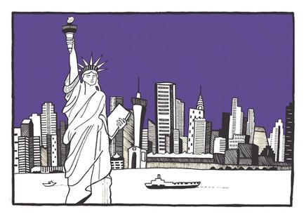 Statue of Liberty, New York