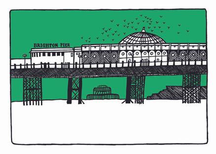 2 Piers, Brighton