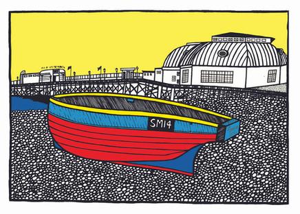 Worthing boat