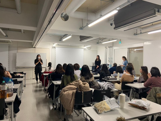 Event Report: Period Shame Documentary & Discussion ft. Tokyoperiod & Sasaki Eri