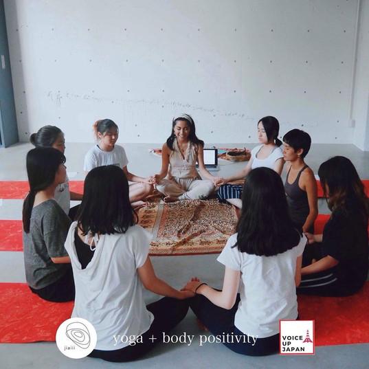 Body Positivity Workshop (August 2019)